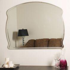 Dunkerton Frameless Wall Mirror