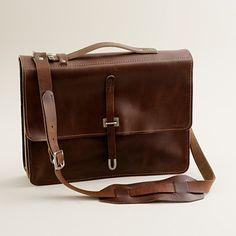 Billykirk schoolboy satchel, J.Crew