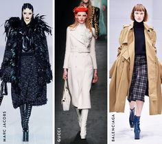 On the runway: Platform Boots