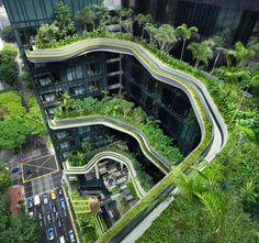Organic design.