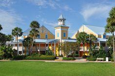 Disney's Caribbean Beach Resort, Walt Disney World, FL
