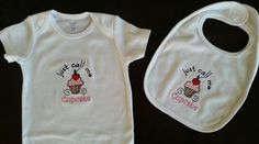 Baby Infant Girl Just Call Me Cupcake by tutusweetdesignsbyMA, $22.95