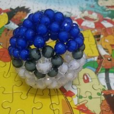 Buy Key Chain in Ipoh,Malaysia. My own handmade Pokémon Ball with double beads. Get great deals on Handmade Goods & Accessories Chat to Buy