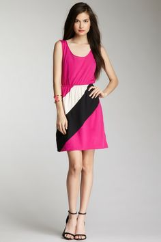 Sangria Sleeveless Dress by vfish on @HauteLook