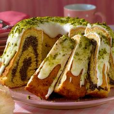 Bécsi mákos-marcipános kuglóf Recept képpel - Mindmegette.hu - Receptek Hungarian Recipes, French Toast, Muffin, Food And Drink, Sweets, Breakfast, Pound Cakes, Kitchen, Christmas