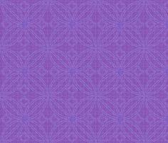 celtic_leaf fabric by keweenawchris on Spoonflower - custom fabric