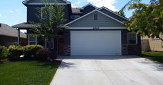 SOLD!!! Walk up to a beautiful solid wood knotty alder front door and which continues throughout the interior doors. Home boosts a spacious family room featuring a corner fireplace; open dining space and large island with a breakfast bar. Backyard features no back neighbors and large covered patio, perfect for entertaining. Master bedroom features a large walk in closet, spacious master bath with duel vanity, jetted tub and separate shower. The home is complete with two more bedrooms.