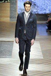 Ermenegildo Zegna Fall 2012 Menswear Collection - Vogue