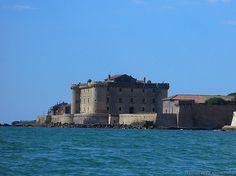 Italy - Ladispoli (Roma) - loc. Marina di Palo - Castello Odescalchi - Photo G. Garofoli (09-2005) - © All rights reserved - Tesori del Lazio