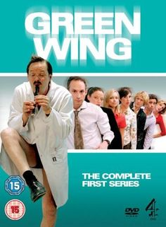 Green Wing. So good.