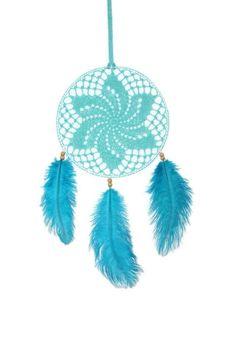Turquoise crochet dreamcatcher  #dreamcatcher , #crochetdreamcatcher , #lacedreamcatcher , #bohodreamcatcher , #bohostyle , #bohochic , #boho , #hippiedecor , #bohemianstyle , #makatarinacorner , #etsyshop , #crochetinglove , #crochetart , #homedecor , #design , #homesign , #walldecor