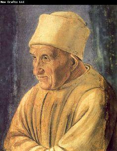 Filippino Lippi Portrait of an Old Man