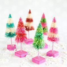 Tiny Sisal Trees | Shop Sweet Lulu