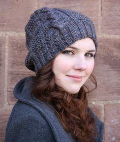 Ravelry: Chelsea Market Hat pattern by Caryl Pierre