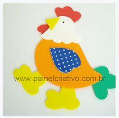 molde galinha eva decoracao cozinha (4)