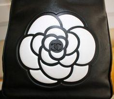 Chanel Logo  Camellia