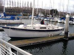 24K - 1981 Irwin 37' Center Cockpit Sail Boat For Sale - www.yachtworld.com