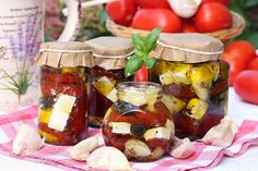 wesoła kuchnia: Suszone pomidory po grecku