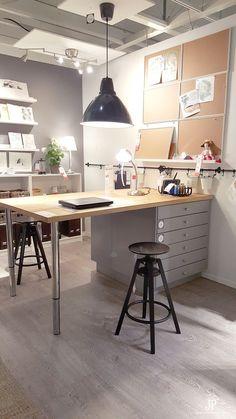 Resultado de imagen de IKEA Sewing Room Ideas