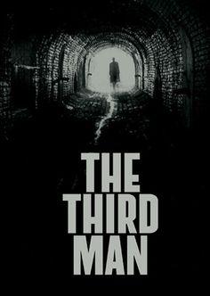 The Third Man (1949) -  Carol Reed's noirish potboiler (from a Graham Greene novella)