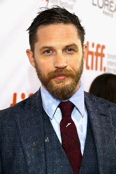 THAS-Tom Hardy Argentina Station • TIFF | Legend Premiere (Photocall) Toronto, Canada...