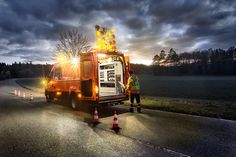Prestavba dodávkového vozidla na mobilnú dielňu alebo servisné vozidlo Trucks, Vehicles, Truck, Car, Vehicle, Tools