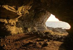 Kings Cave, Arran
