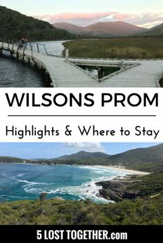 Wilsons Prom Highlights (Australia) and Where to Stay - a great National Park in Australia Visit Australia, Australia Travel, Outback Australia, Australia Tours, Coast Australia, Melbourne Australia, Australia 2018, Melbourne Victoria, Victoria Australia