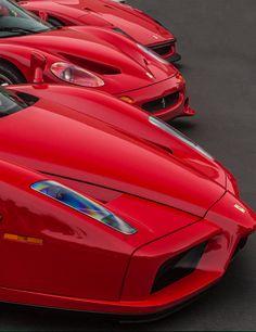 Ferrari Enzo F50 F40