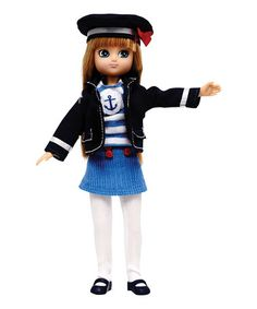 Another great find on #zulily! Lighthouse Keeper Lottie Doll #zulilyfinds