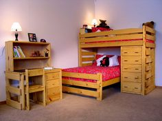 20+ toddler Bed with Desk - Ideas to Divide A Bedroom Check more at http://davidhyounglaw.com/55-toddler-bed-with-desk-organizing-ideas-for-bedrooms/