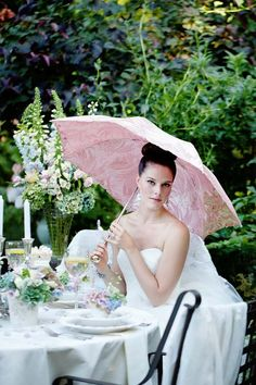 Bridal Tea inspiration