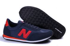 new balance u410 black red