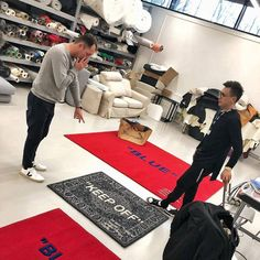 Ikea Unveils Virgil Abloh Collaboration Via Live Broadcast | British Vogue