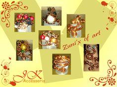 Zuni'x of Art (Ring)