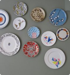 Plate upcycling
