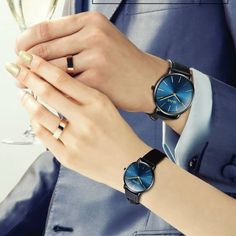 In love with watches, watch, Fancy Watches, Elegant Watches, Beautiful Watches, Stylish Watches For Girls, Trendy Watches, Couple Watch, Watches Photography, Shops, Looks Style