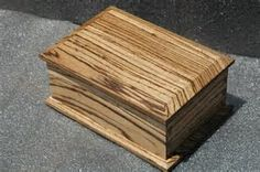 Image result for Handcrafted Wooden Keepsake Boxes