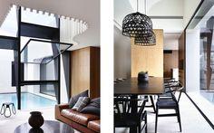 St Kilda West by Kennedy Nolan Kennedy Nolan, Australian Interior Design, St Kilda, Interior Design Magazine, Architecture Details, Living Spaces, Living Rooms, Sweet Home, New Homes