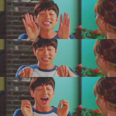 Big - Gong Yoo - I love his faces ❤