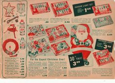 The Estate Sale Chronicles: The 1956 Western Auto Christmas Catalog