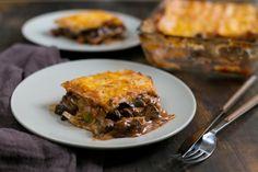 Lasagna, Carne, Beef, Queso Mozzarella, Ethnic Recipes, Ideas, 4 Ingredients, Vegetarian Recipes, Vegetables