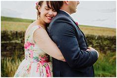 Woodthorpe Hall Wedding Photography - Holmesfield, Derbyshire