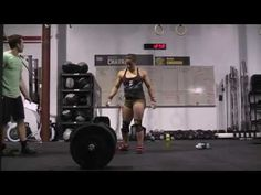 Who's Maude Charron? | CrossFit Games