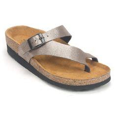 24797b501745ca Naot Tahoe (7700) Women s Suede Cork Slide Sandal