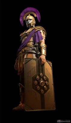 Ryse Son Of Rome Screen