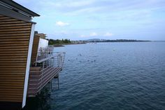 Hotel Palafitte Nauchatel - Switzerland Switzerland, Hotels, Relax, Europe, Beach, Water, Travel, Outdoor, Gripe Water