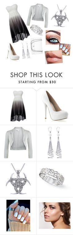 """Barfuß durch das Leben #5"" by suleikasilverstarff ❤ liked on Polyvore featuring Monsoon, Allurez, Carolina Glamour Collection and Chanel"