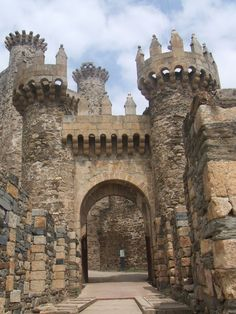 Templar Castle, Ponferrada