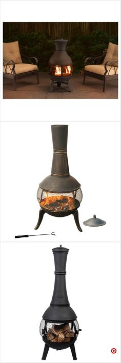 Shop Target for chimenea you will love at great low prices. Free shipping on all orders or free same-day pick-up in store.